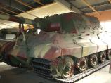 Jagdtiger- Heavy Tank Destroyer at Kubinka Tank Museum- Russia.