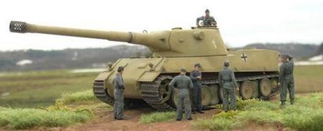 Panzer VII Löwe