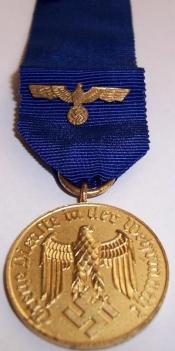 Wehrmacht Long Service Award