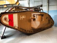 The Bovington Tank Museum - England
