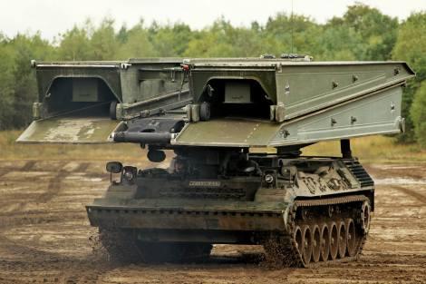 Beaver Armoured Vehicle Launch Bridge