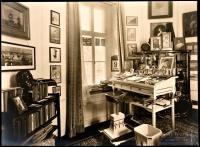 His office in his last residence.