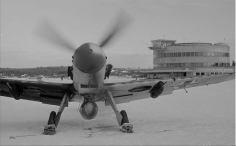 Messerschmitt Bf 109 in Finland.