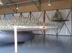 ME 262 - Ditsong National Museum of Military History- Johannesburg, South Africa