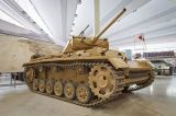 Panzer III at the The Bovington Tank Museum - England