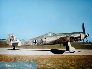 Focke-Wulf Fw 190.