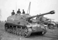 10.5 cm K gepanzerte Selbstfahrlafette