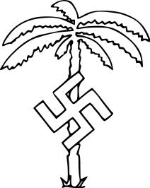 Seal of the Deutsches Afrikakorps.