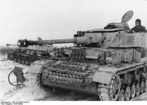 Panzer IV, Winter 1943.
