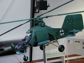 Model of the 282.