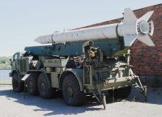 Soviet Luna-M rocket.
