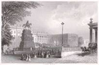 The University of Berlin in 1850.