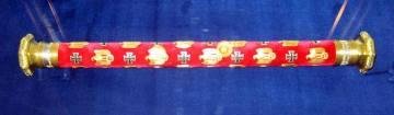 Kluge's marshal baton (Deutsches Panzermuseum Munster).