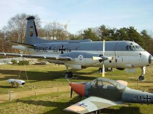 Aeronauticum Museum is an official German maritime aircraft museum – located in Nordholz..