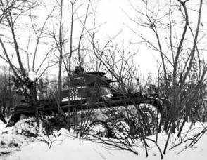 Panzer I in Yugoslavia.