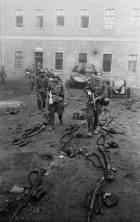 Heer in Budapest, Hungary 1944.
