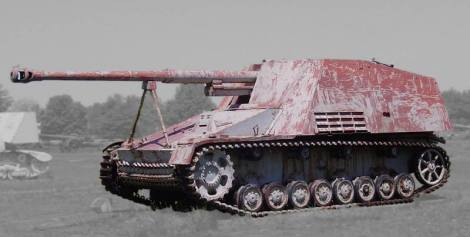 SdKfz 164 Nashorn.