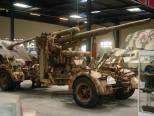 88 Flak/Anti-Tank Gun at the Musée des Blindés - Tank Museum - France.