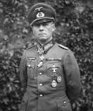 Field Marshall Erwin Rommel.