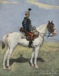Korporal of Hussars WWI