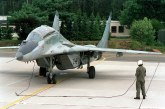 MiG-29 Fulcrum B.