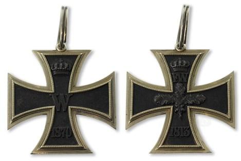 1870 Grand Cross of the Iron Cross.