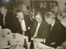 Joachim Peiper at a HIAG meeting.