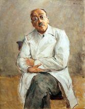 Max Liebermann: Ferdinand Sauerbruch (1932), Hamburger Kunsthalle.