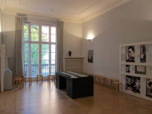 Stauffenberg's Office at Bendlerblock.