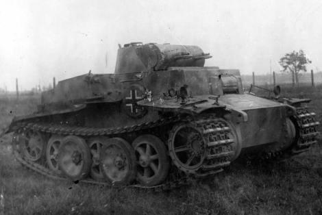 Panzer I.