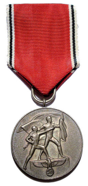 Anschluss Medal