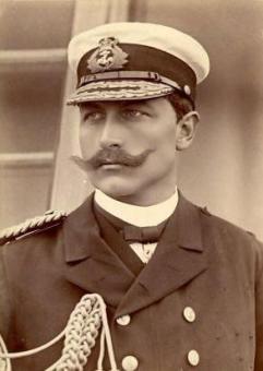Wilhelm II, German Emperor.