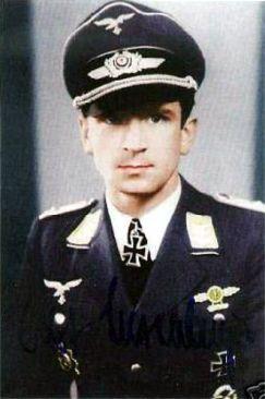 Hauptmann Josef Luxenburger
