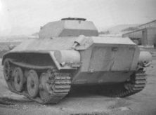 "Light Tank VK 1602 ""Leopard"""
