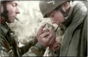 4.Fallschirmjäger-Division at Nettuno, Italy. Late 1943-early 1944.