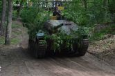 Hetzer at Militracks Overloon 2012 - Oorlogsmuseum Overloon, Netherlands.