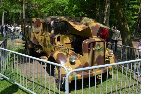 Opel Blitz at Militracks Overloon 2012 – Oorlogsmuseum Overloon, Netherlands.