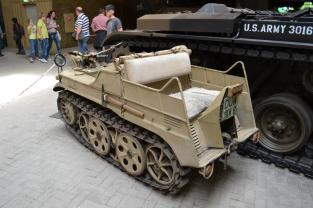 Sd.Kfz. 2 – Kettenkrad at the Militracks Overloon 2012 - Oorlogsmuseum Overloon, Netherlands.
