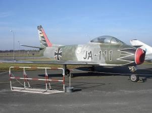 F-86 Sabre.