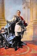 Wilhelm II by Max Kroner 1890.