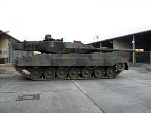 Leopard 2 A6.