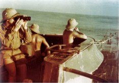 U-177 (Robert Gysae) on patrol.