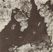 Aerial reconnaissance of the Bismarck in a fjord in Norway.