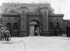 Speer spent most of his sentence at Spandau Prison.