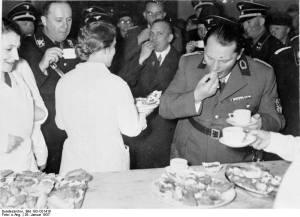Göring in Berlin, 1937.