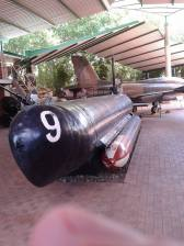 Molch - one-man series of midget submarines