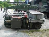 Leopard 2 MTU Engine.