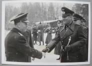 Wilhelm Keitel greeting allies.