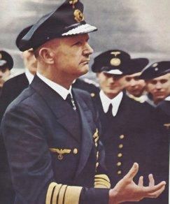 Admiral Karl Dönitz