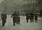Spartacist militia in Berlin.